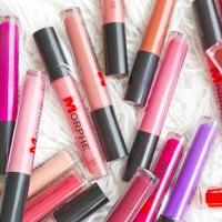 Morphe: Liquid Lipstick Swatches & Review